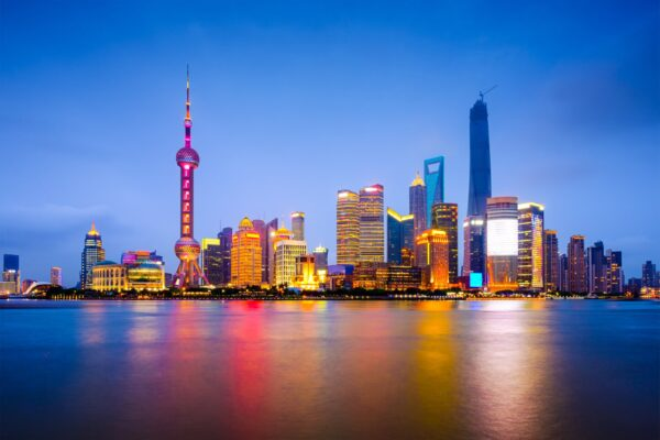 Shanghai View- China