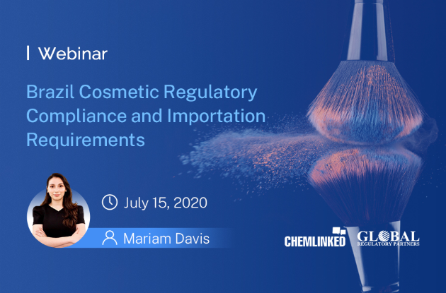 CL Brazil Cosmetic Regulatory compliance and Importation Requirements