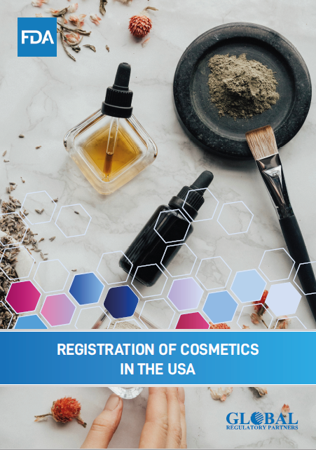registration of cosmetics in the USA